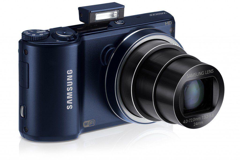 Samsung WB200F Smart Digitalkamera