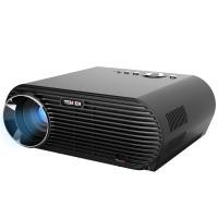 Beamer, TENKER GP90 LCD Projektor Beamer, 3200 Lumen 1280x800 Auflösung Tragbar Heimkino Projektor Beamer mit HDMI-Kabel, unterstützt 1080P USB VGA AV HDMI für Xbox iphone Smartphone PC TV