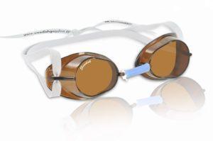 Die Malmsten Unisex Swedish Goggles Standard Schwimmbrille in der Übersicht.