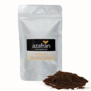 Vanille gemahlen - Vanillepulver (25g) von Azafran®