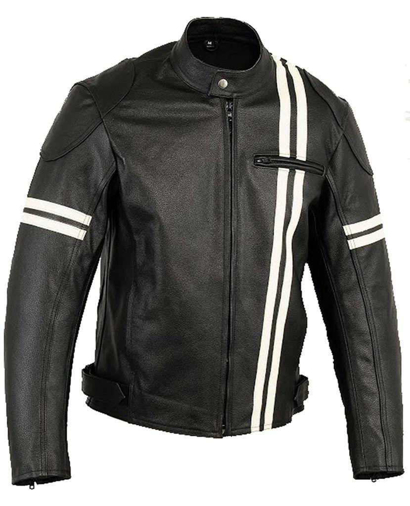 X Men Fashion Leder Motorrad Motorbike Motorrad Jacke Alle Gr%C3%B6%C3%9Fen