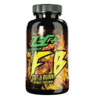 ZEC+ Cut & Burn Fatburner Test