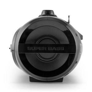 Der auna Soundblaster M ist kompakt.