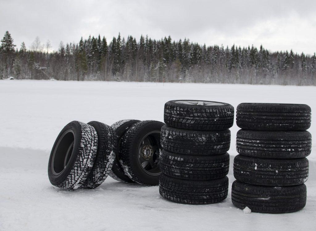 Winter Tyres 1242170