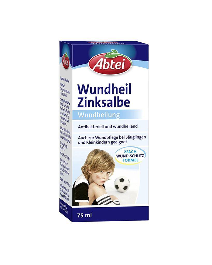 Abtei Wundheil Zinksalbe 75 Ml