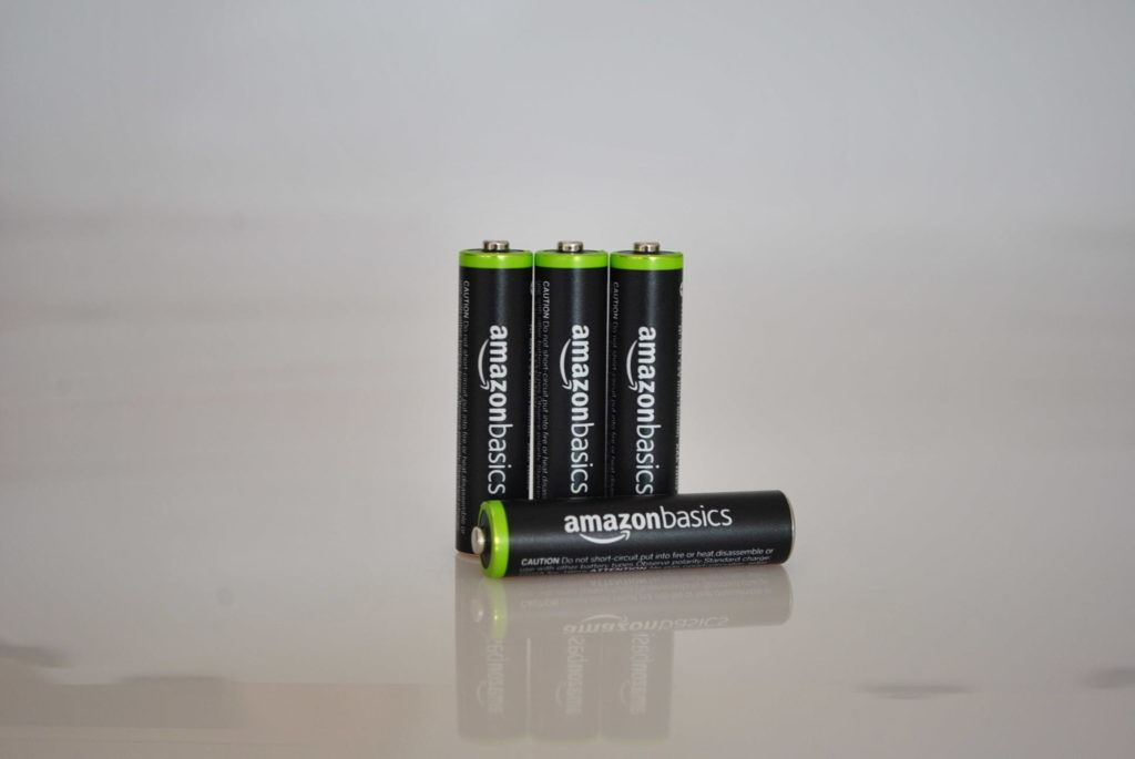 Amazon Batterien