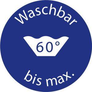 Böhmerwald Exclusiv Kassettenbett mit 2,5 cm Innensteg, 309603-11, 100% Gänsedaunen, 135 x 200cm, normal Waschbar