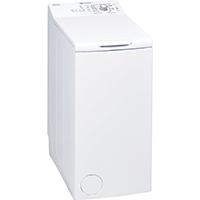 Bauknecht WAT Care 50 SD Waschmaschine TL / A++ / 148 kWh/Jahr / 1000 UpM / 5 kg / 7400 L/Jahr / Mengenautomatik /Kurz-Programm / weiß [Energieklasse A++]
