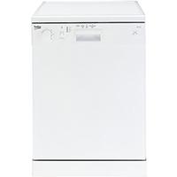 Beko WDFL 1441 Freistehender Geschirrspüler / A+ / 290 kWh/Jahr / 290 L/jahr / weiß / Vorspülen [Energieklasse A+]