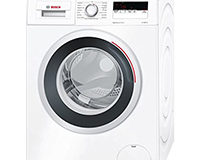 Bosch WAN281KA Serie 4 / Waschmaschinen / Frontlader (Freistehend) / A+++ / 59,8 cm / 1390 UpM / 7 kg / Restlaufanzeige [Energieklasse A+++]