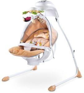 Die attraktive Caretero Bugies Babyschaukel