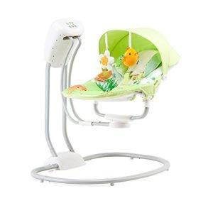 Die Chipolino Elektrische Babyschaukel und -wippe Malibu