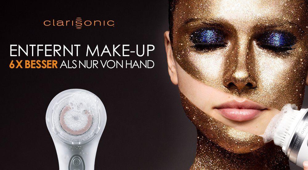 Clarisonic Elektrische Gesichtsreinigungsbürste Mia 2 Peony, 1 Stück