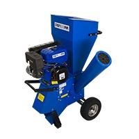 DENQBAR 11 KW 15 PS Gartenh%C3%A4cksler Gartenschredder Mit Benzinmotor