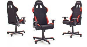 DX Racer1 Gamingstuhl Schreibtischstuhl Bürostuhl Gaming chair schwarz