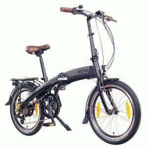 E-Faltrad,Klapprad,E-Bike,Pedelec,Elektrofahrrad,36V 250W Bafang Heckmotor,36V 8Ah 288Wh