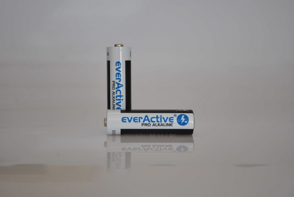 EverActive Batterien