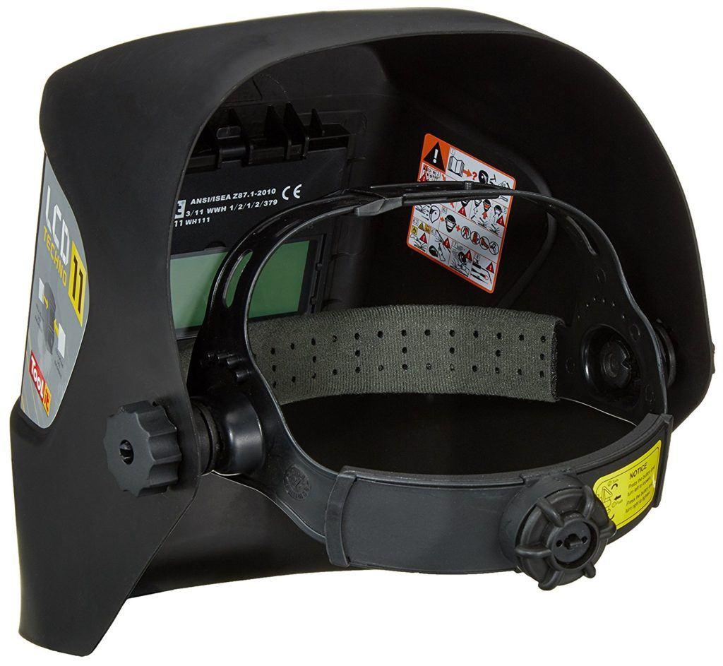 das gys elektroden schwei ger t 160 a mit lcd schwei helm. Black Bedroom Furniture Sets. Home Design Ideas