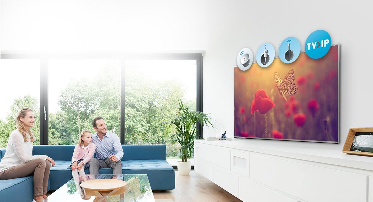 panasonic tx 58dxw734 viera 146 cm 58 zoll 4k fernseher im test 2018 expertentesten. Black Bedroom Furniture Sets. Home Design Ideas