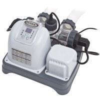 Intex CG-28668 Krystal Clear Saltwasser System für Aufstellpools