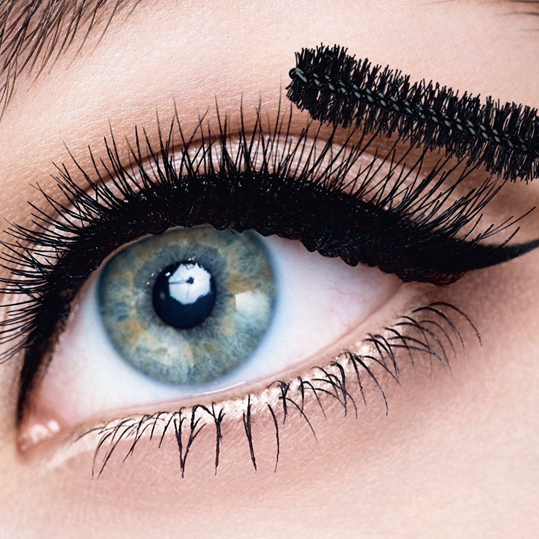 fceb118b390 L'Oréal Paris Paradise Extatic Mascara - schwarze Wimperntusche für  intensives Volumen mit ultraweicher Bürste