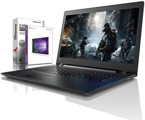 Lenovo Gaming (17,3 Zoll HD) Notebook (Intel Core i5 7200U, 8GB DDR4, 1000GB HD, Intel HD Graphics 620, HDMI, Windows 10)