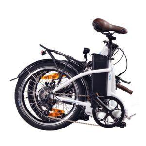 NCM Paris 20 Zoll E-Bike,E-Faltrad,36V 15Ah 540Wh Akku,250W Bafang Heckmotor