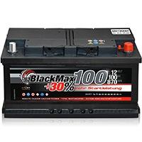 Autobatterie von BlackMax im test