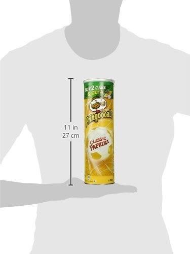 Pringles Classic Paprika 190 G