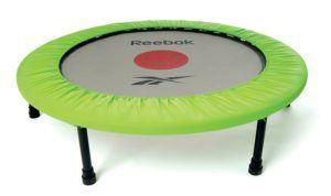 Ein Reebok Professional Fitness Equipment Trampolin