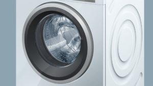 Die Siemens iQ700 WM16W540 iSensoric Premium-Waschmaschine ist ein Frontlader.