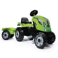 Smoby 7600710111 - Traktor Farmer, Outdoor und Sport, XL, grün im Vergleich
