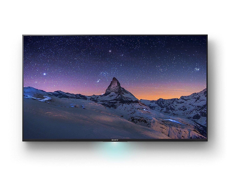 Sony KD-43X8305C 108 cm (43 Zoll) Fernseher (Ultra HD, 2x Triple Tuner, Smart TV) [Energieklasse A]