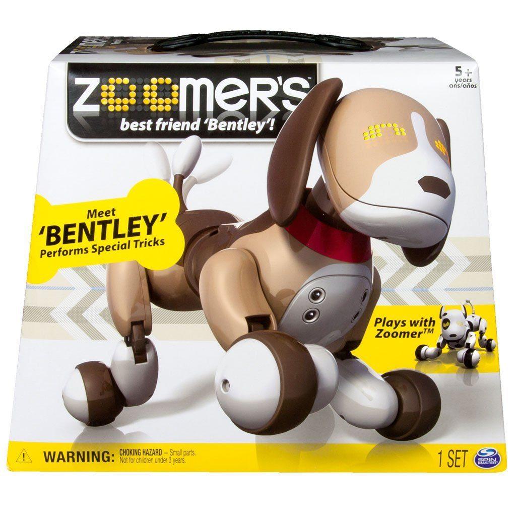 Spin Master 6024957 Zoomer 2.0 Bentley Beagle Elektronische Haustier.