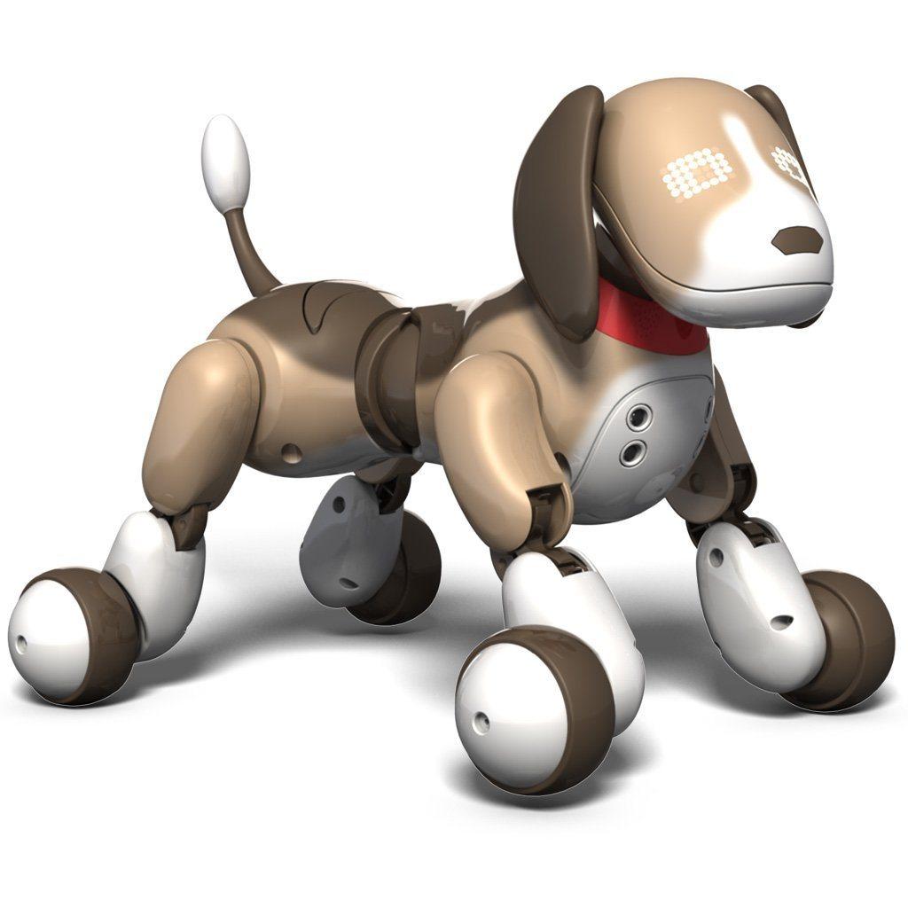 Spin Master 6024957 Zoomer 2.0 Bentley Beagle Elektronische Haustier