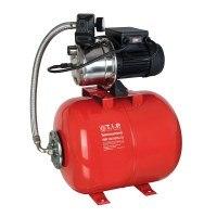 T.I.P. 31311 Hauswasserwerk HWW 1300/50 Plus TLS mit Trockenlaufschutz und 50 Liter Tank