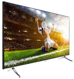 Telefunken XU49A401 124 cm (49 Zoll) Fernseher (Ultra-HD, Triple Tuner, Smart TV) [Energieklasse A+]