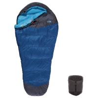 The-North-Face-Unisex-Blue-Kazoo-Schlafsack