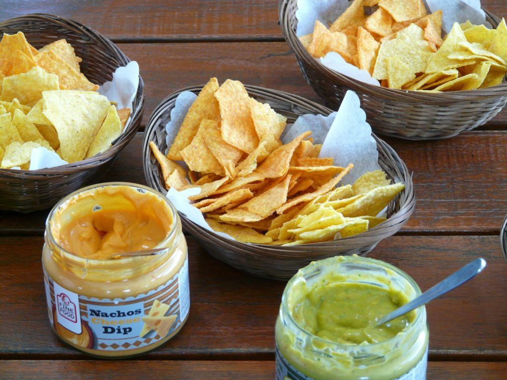Tortilla Chip 58709