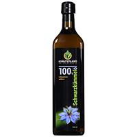 Kräuterland Natur-Ölmühle Schwarzkümmelöl   im Test