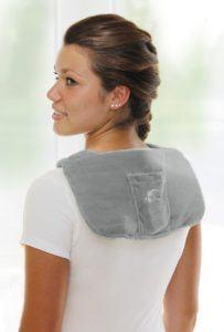 Hydas 4687.1.00 Mobiles Heizkissen für Nacken und Schultern