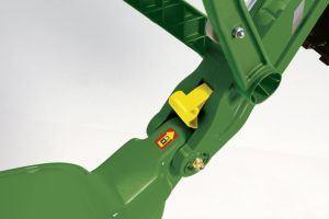 Rolly toys 421022 - rollyDigger John Deere