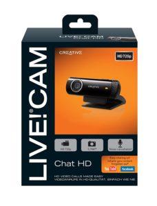 Creative HD Webcam