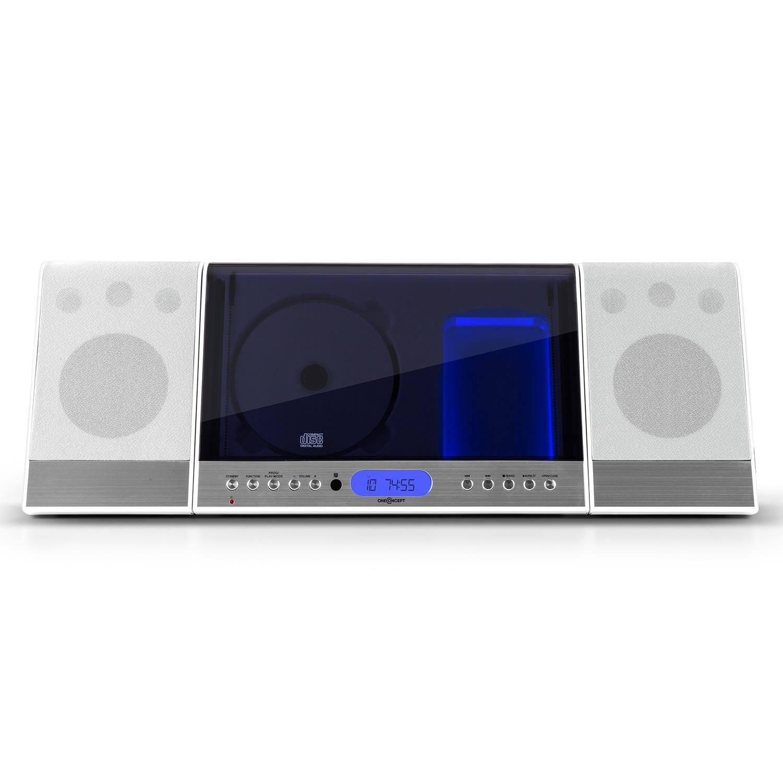 stereoanlage oneconept vertical 90 hifi anlage im test. Black Bedroom Furniture Sets. Home Design Ideas
