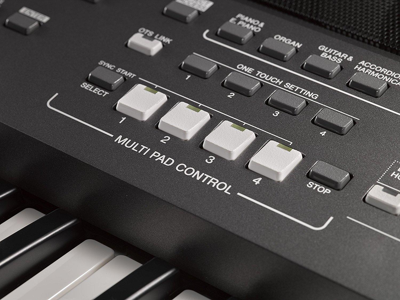 Aufbau Kühlschrank Yamaha : Yamaha psr s keyboard im test expertentesten