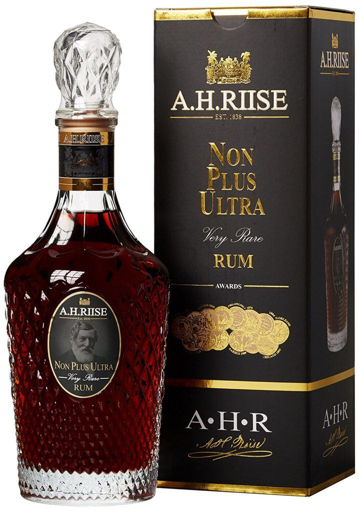 A.H. Riise Non Plus Ultra Rum 1 X 0.7 L