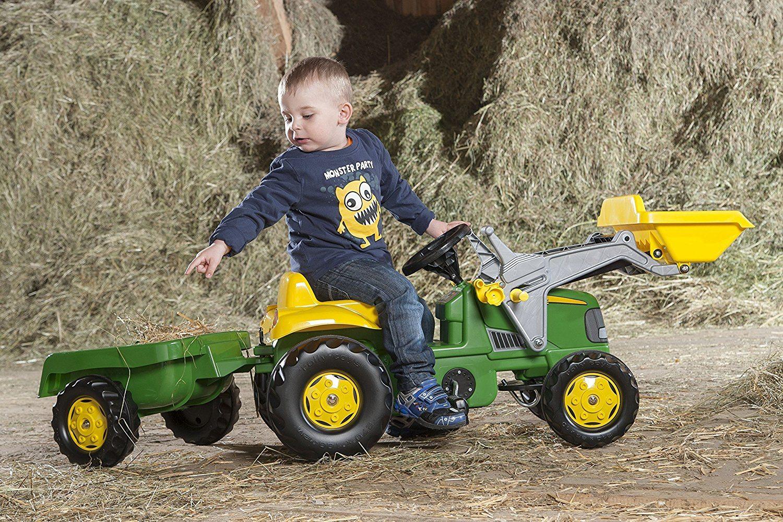 Rolly toys traktor rollykid john deere