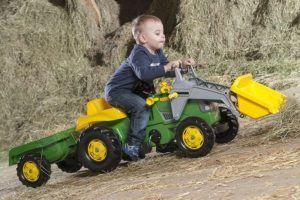 Rolly Toys 023110 Traktor rollyKid John Deere