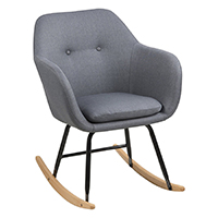 AC Design Furniture 64790 Schaukelstuhl