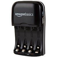 AmazonBasics Batterieladegerät   im Test